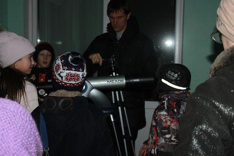 Занятие, посвящённое астрономии 3