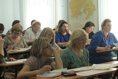 Семинары для председателей, заместителей председателей предметных комиссий субъектов РФ 2