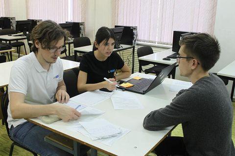 Собеседование со студентами вторых курсов бакалавриата 2
