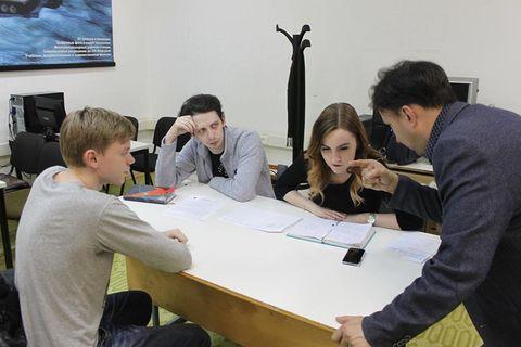 Собеседование со студентами вторых курсов бакалавриата 3