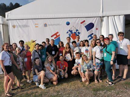 МАГУ на Молодежном форуме  iВолга 2019  5