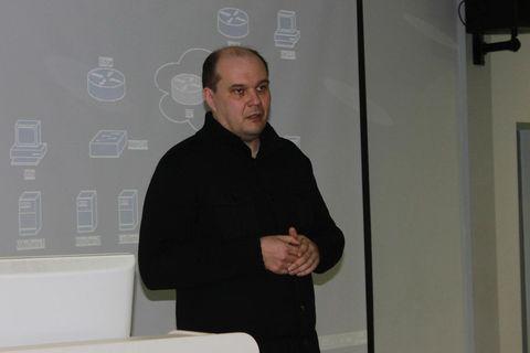 Лекция «Компьютерные сети как инструмент в жизни и экономике» 1
