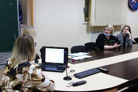 Встреча с руководителем Центра управления регионом Татьяной Владимировной Шумихиной 3