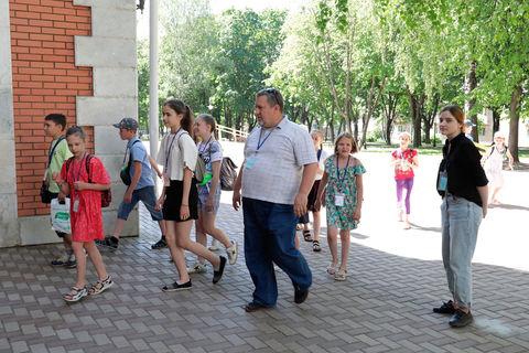 Лето в университете 1
