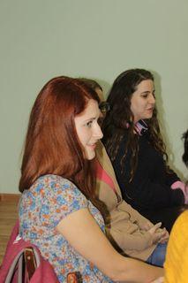 Занятия для профильного гуманитарного лагеря 1-й Игринской школы 1