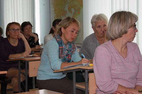 Семинар  Подготовка к ЕГЭ и ОГЭ по русскому языку  1