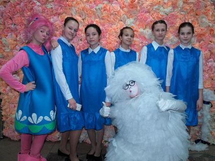 В Ижевске состоялась премьера инклюзивного театрализованного спектакля 2