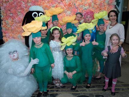 В Ижевске состоялась премьера инклюзивного театрализованного спектакля 3